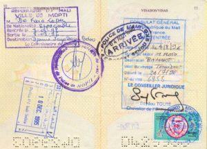 pasaporte
